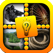 Pics & Guess Word - Cool brain teaser and mind addicting one word four picture puzzle game