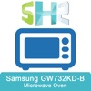 Showhow2 for Samsung GW732KD-B Microwave