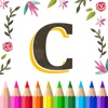 Color Diary - Coloring Book for Adults