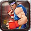King Fighter in Street Game