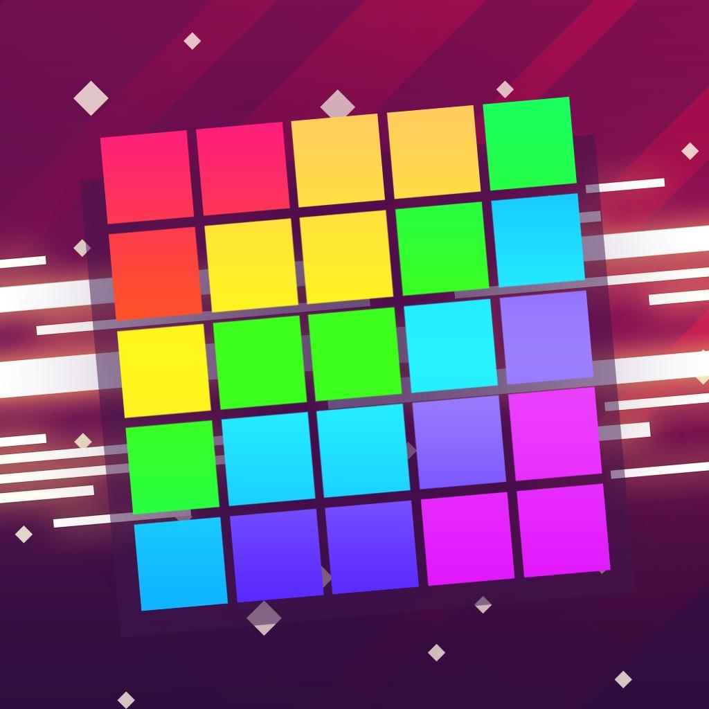 无限方块设计图
