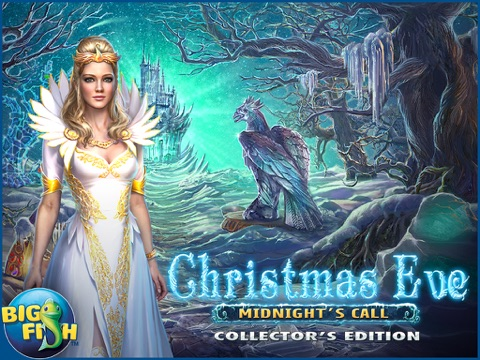 Christmas Eve: Midnight's Call HD - A Holiday Hidden Object Adventure (Full)
