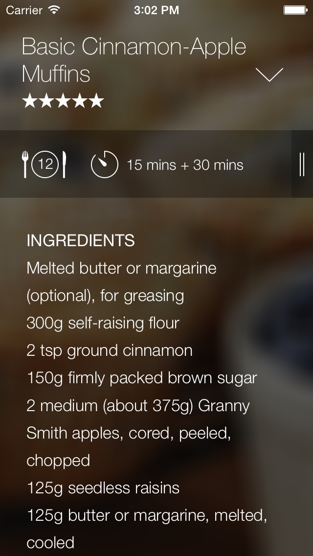 Foodie Recipe Manager review screenshots