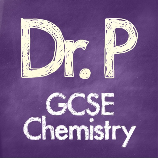 Dr. P GCSE and iGCSE Chemistry Definitions Revision Icon