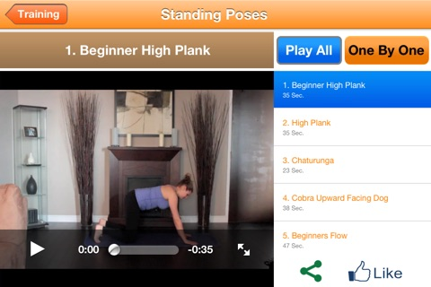Daily Hatha Yoga screenshot 3