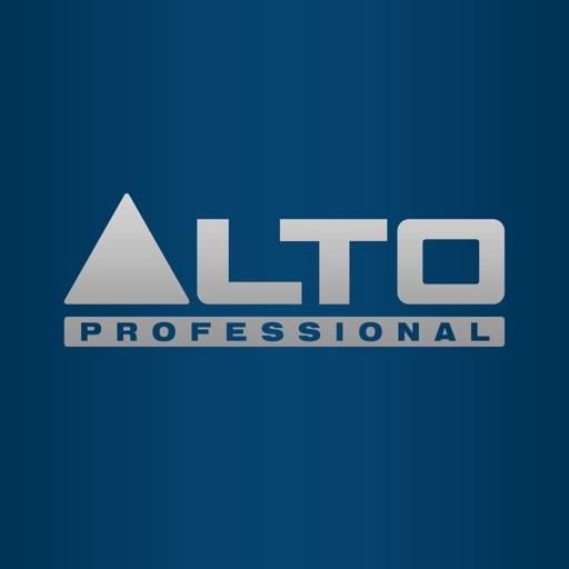 Alto Professional Live Drive iOS App