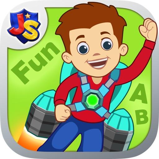 JumpStart®  Blast-Off: Early Reading iOS App