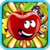 Fruit Smash Crush - 3 match puzzle yummy world game