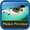 Phuket Province Offline Map Travel Guide