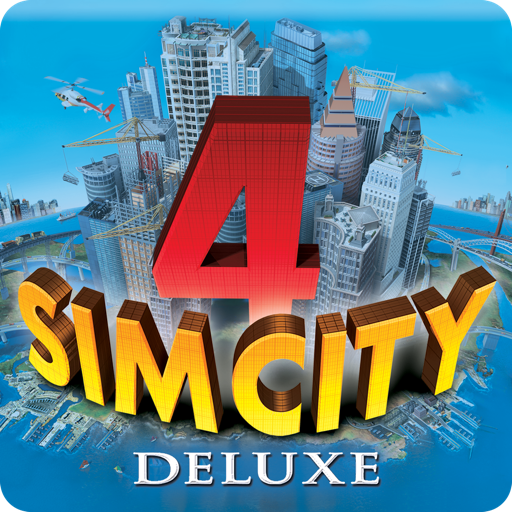模拟城市4 豪华版 SimCity 4 Deluxe Edition For Mac