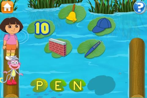 Dora ABCs Vol 3:  Ready to Read! screenshot 2