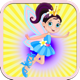 Flower Flyers Pro- Magical Fairy Games for Girls Only