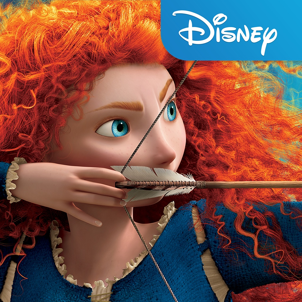 Brave - Storybook Deluxe