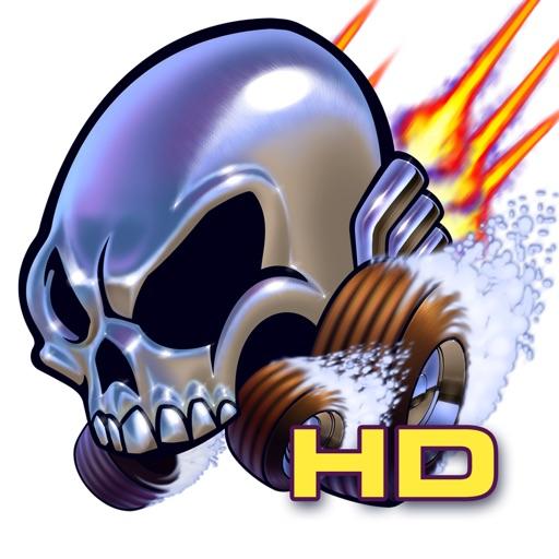 卡车大战骷颅:Trucks and Skulls HD【类怒鸟】