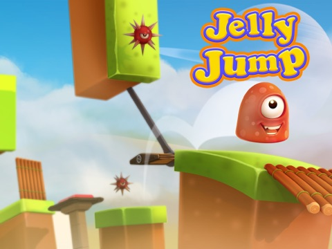 Игра Jelly Jump by Fun Games For Free