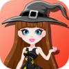 Girl Halloween Ghost Design-Pumpkin Party&Crazy fashion Show