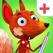 Petit renard vétérinaire 3D