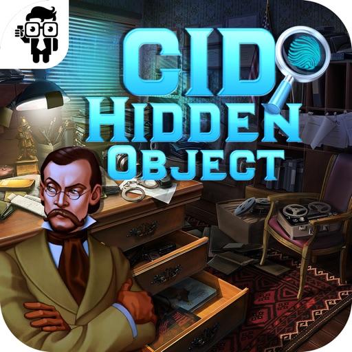 CID Hidden Object iOS App