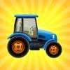 Bauernhof traktor GPS - Landwirt Gartengestaltung