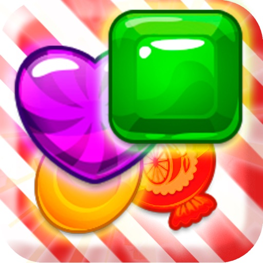 Sweet Candy - Jelly Match 3 Blast