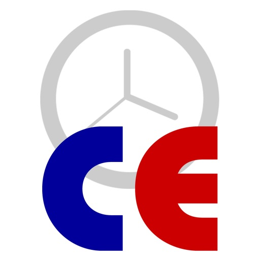 CE Time Entry iOS App