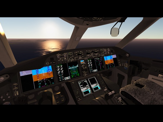 Screenshots of Infinite Flight Simulator for iPad