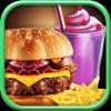 Küche Fever - Burger Maker Spiele für Kinder