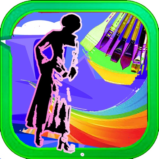 Cartoon Book Princess Leia App Edition iOS App