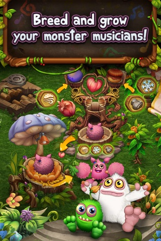 My Singing Monsters:DawnOfFire screenshot 3