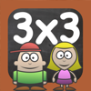 Math for Kids (Times Tables, Additions, Subtractions & Divisions)