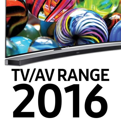 Samsung TV/AV Range 2016