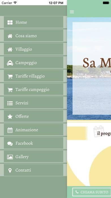 Screenshot of Camping Sa Marina3
