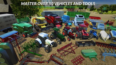 Screenshot for Farming PRO 2015 in Czech Republic App Store