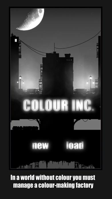 COLOUR INC. Screenshot