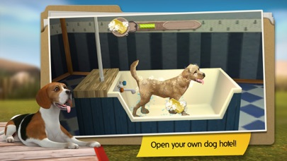 Screenshots of DogHotel Free: My Dog Boarding Kennel for iPhone