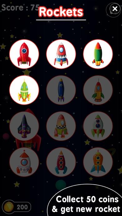 Speedy Space Racing - free arcade racing game Screenshot