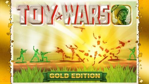 Toy Wars Gold Edition: Игры Стрелялки для Детей и Мальчиков Screenshot