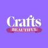 Crafts Beautiful – craft magazine specialising in knitting, crochet, quilling, felting, embossing and much more