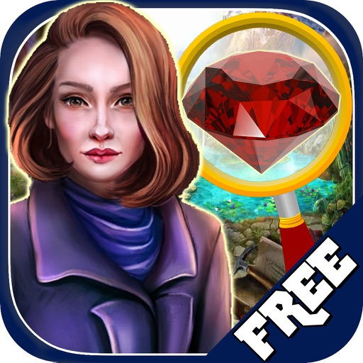 Free Hidden Objects:Mysterious Places To Visit iOS App