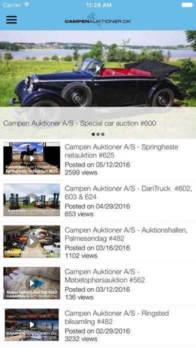 campen auktioner online