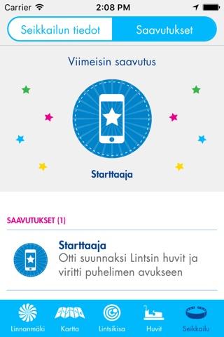 Linnanmäki screenshot 4
