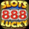 888 Lucky Slots - FREE Spin A Big Jackpot Slots