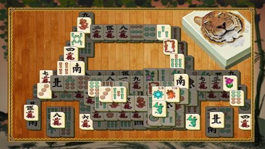 Игра Маджонг Бесплатные Игры Азиатских Соответствия Лучшие Игры Для Семьи Screenshot