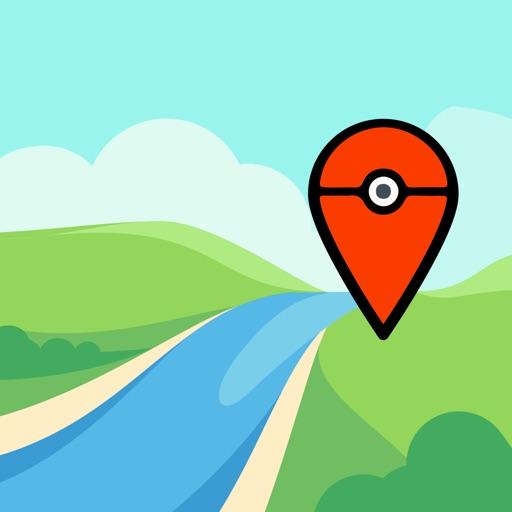 Pokemaps - Real Time maps for Pokemon Go por Alan Lee