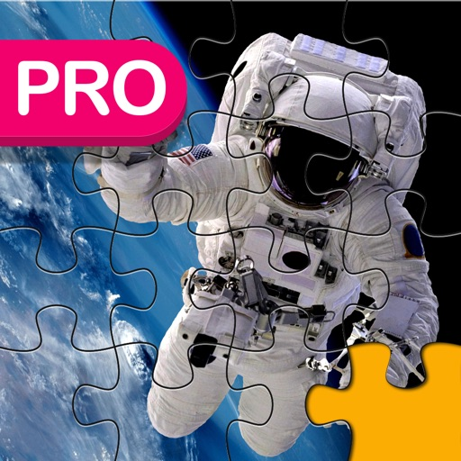 Puzzle Astronaut - Jigsaw Play For Girls and Boys