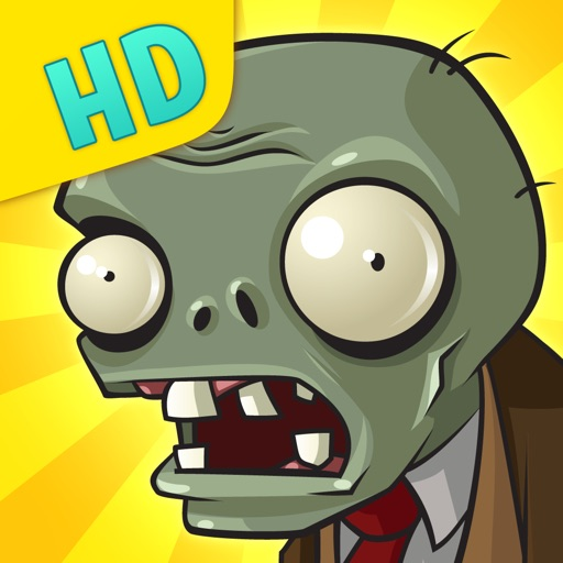 Plants vs. Zombies HD iOS App