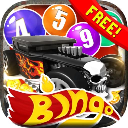 "Bingo Casino Vegas Super Mega -""for Hot Wheels"" iOS App"