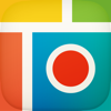 Cardinal Blue - Pic Collage - Photo collage editor with template effects for summer bild