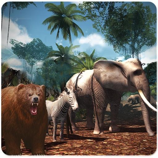 Jungle Sniper Hunt Safari iOS App
