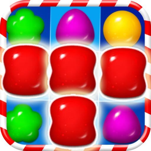 Match 3 Candy Boom iOS App